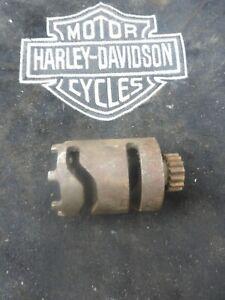Harley WL 1938 1939 1940 Getriebe Flathead transmission shift drum