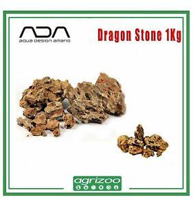ADA Dragon Stone Rocce Roccia Pietre per Acquario Acqua Dolce Ghiaia Decorazioni