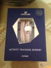 Authentic Swarovski Slake Activity Tracking Crystal Bracelet Watch 5256206  Warr