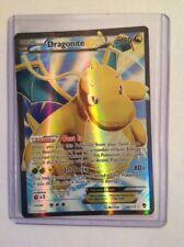 Dragonite EX Full Art Pokemon Card 108/111 Furious Fists Near Mint Minus (NM-)