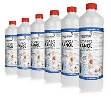 Isopropanol 2-Propanol Isopropylalkohol 70% - 6x 1L