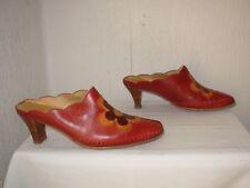 PIKOLINOS Sandales / Mules Femme cuir rouge P.38