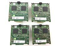 Dell YY424 Broadcom Gigabit Dual Port Mezzanine Card BCM5708 Lot of 4