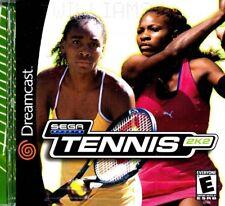 Tennis 2K2 - Dreamcast Game