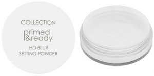 Collection Primed & Ready HD Blur Loose Setting Powder 5g - Veil 1