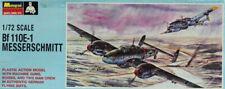 Monogram 1:72 Messerschmitt Bf-110 E-1 Plastic Model Kit #PA162U2