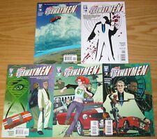 the Highwaymen #1-5 VF/NM complete series 2007 WILDSTORM COMICS 2 3 4 bernardin