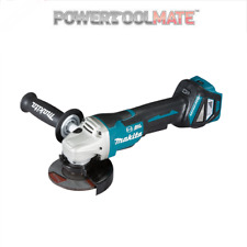 DGA467Z Angle Grinder 18v Body Only 115mm Disc Diameter Paddle Switch