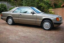 Mercedes 300CE Coupe W124 (1990)