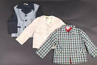 VTG 50s Lot/7 Rockabilly Gabardine Suit Shirt Sweater Ricky Jacket Youth Kids