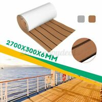 Decking Sheet For Surfboard Boat Yacht EVA Marine Flooring Mat Black Foam p *New
