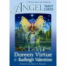 Angel Tarot Cards Doreen Virtue Radleigh Valentine Hay House Inc 9781401937263