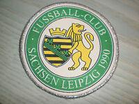 BSG Chemie Leipzig  /  FC Sachsen Leipzig    Aufnäher