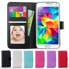 Leather Mobile Phone Wallet Cases for Samsung Galaxy A5