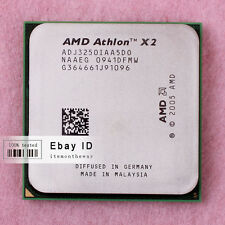 Free shipping ADJ3250IAA5DO AMD Athlon X2 3250e CPU 1.5 GHz 1000 MHz Socket AM2+