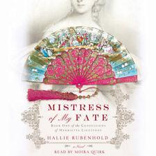 Mistress of My Fate (Hallie Rubenhold) - Unabridged Audiobook - 16 Compact Discs