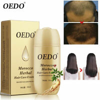 OEDO Morocco Herbal Hair Care Essence Men And Women Hair Fast Growth Treatment