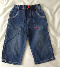 Boys Blue Jeans by Ladybird - Size 9-12 Months
