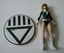 DC Direct Blackest Night Terra figure with stand loose
