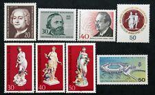 Sello BERLIN (ALEMANIA) 8 sellos de 1974 n (Cyn28) Stamp