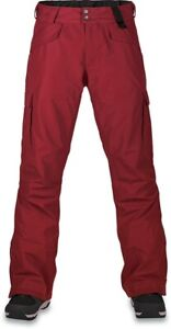 Dakine Men's Control II Gore-Tex® Shell Snowboard Pants Large Andorra New