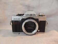 Vintage Minolta XGM 35mm Camera Body SLR