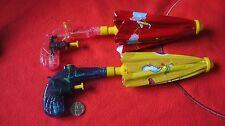 "TWIN PACK - Umbrella summer Water toy Gun Drenchers - 25cm ""FUN"""