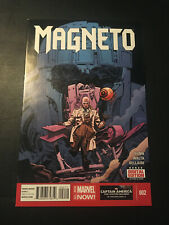 MAGNETO #2 2014 MARVEL VF/NM!!!