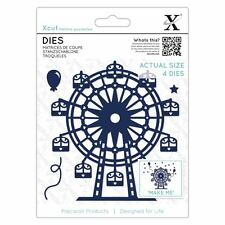 Xcut (Docrafts) Metal Die Set Paper Card Craft - Ferris Wheel