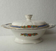White Alfred Meakin Pottery Tureens
