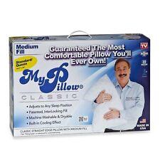 MyPillow As Seen On TV My Pillow Standard Queen Medium Fill