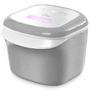 UV Sanitizer Box and Dryer for Disinfection LED Light Baby Bottles Sterilizer