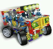 K 'nex 4 Ruedas Motrices Con Pilas Conjunto de construcción de camión edad 7+