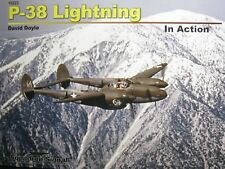 Squadron Book 10222 P-38 Lightning In Action