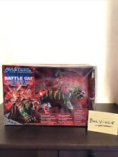 200x MOTU Masters of the Universe Battle Cat 2001 Mattel He-man On Card