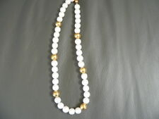 collier de perle fantaisie 42.5 cm de long