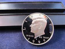 1999-S Silver Kennedy Half Dollar Deep Cameo Mirror Proof Upper Grading Range