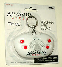 NECA Assassins Creed Keychain Controller With Sound New NOS 2011 MIP Adults