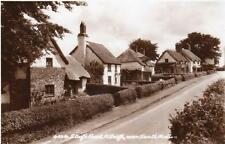Stags Head Filleigh Nr South Molton RP old pc used 1954 Sweetman