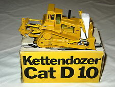 CONRAD-GESCHA  CATERPILLAR CAT D10  TRUCK-TYPE TRACTOR  WITH BOX # 285 MIB/NMIB