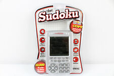 Pocket Sudoku Handheld Game Brand New 10000 Ready to Play Games