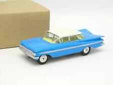 Corgi Toys 1/43 - Chevrolet Impala Bleue