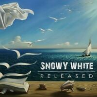 SNOWY WHITE - RELEASED   CD NEU