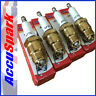 Ford Pinto 1.6  Accuspark triple ground,copper spark  plugs AF7C, F7YC X4