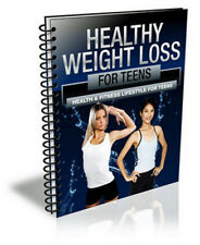 Help Your Teen Lose Weight Easily And In A Healthy Way - Don't Waste Money (Cd)