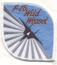 F-15 Wild Weasel patch