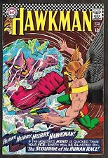 "Hawkman #15 ~ ""Scourage of the Human Race"" ~~ Sept. 1966 (8.0) WH"