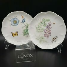 Lenox Butterfly Meadow 2 Accent Luncheon Plates