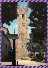 Vence bell tower of the cathedral