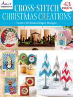Cross-Stitch Christmas Creations - Annie's Perforated Paper Patterns